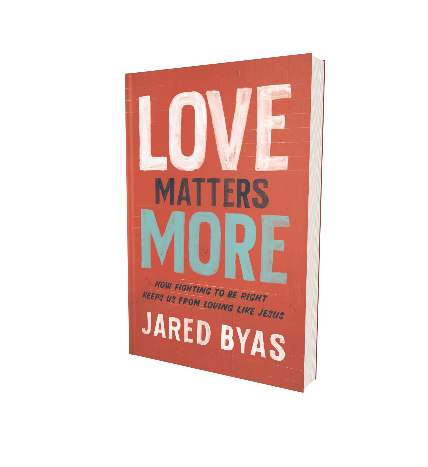 love matters more book